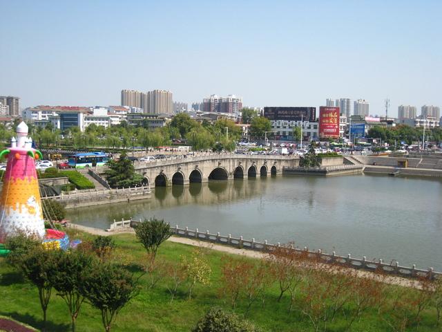 IMG_0100.JPG - 107.10.05-【大陸自由行】湖北省荊州市~荊州古城