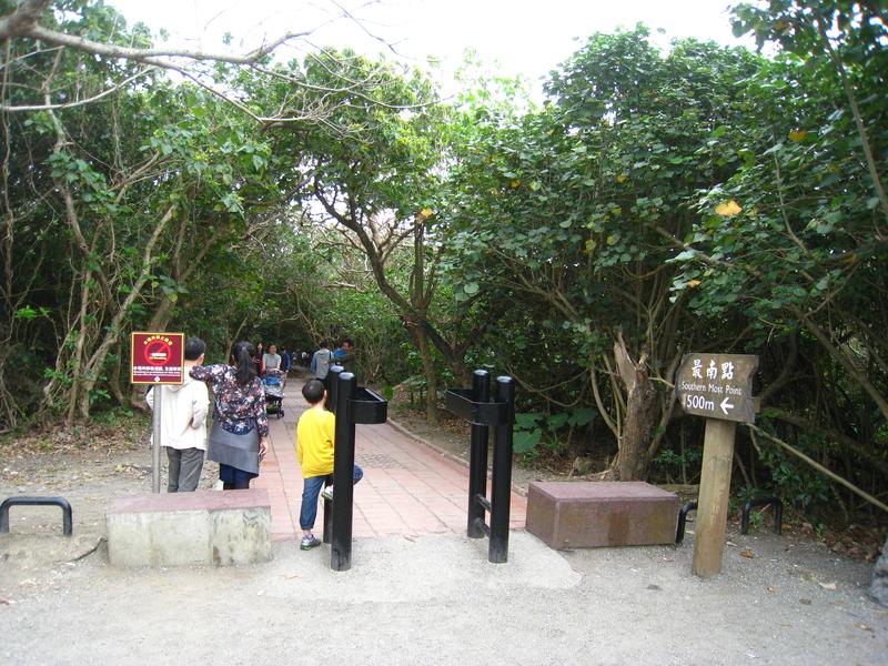台26線公路健走之旅: