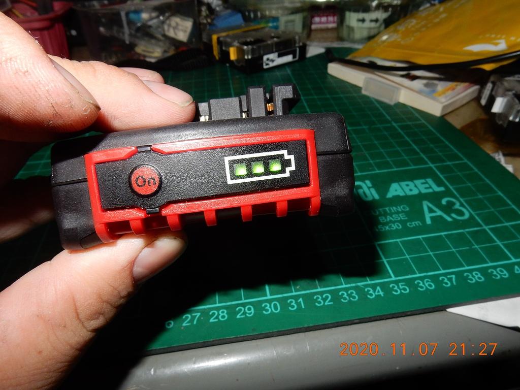 雙11的新玩具BOSCH GDX180-LI衝擊板手開箱5491