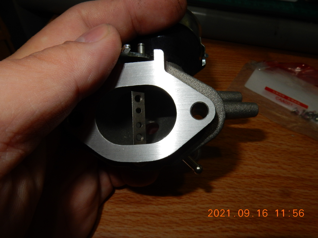 STCS進氣歧管(零件組裝)JET6551