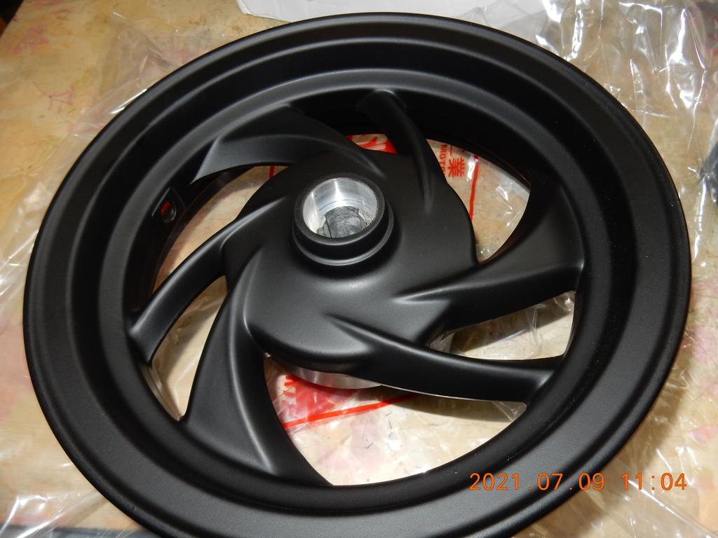 JET POWE新輪框軸承置入3056