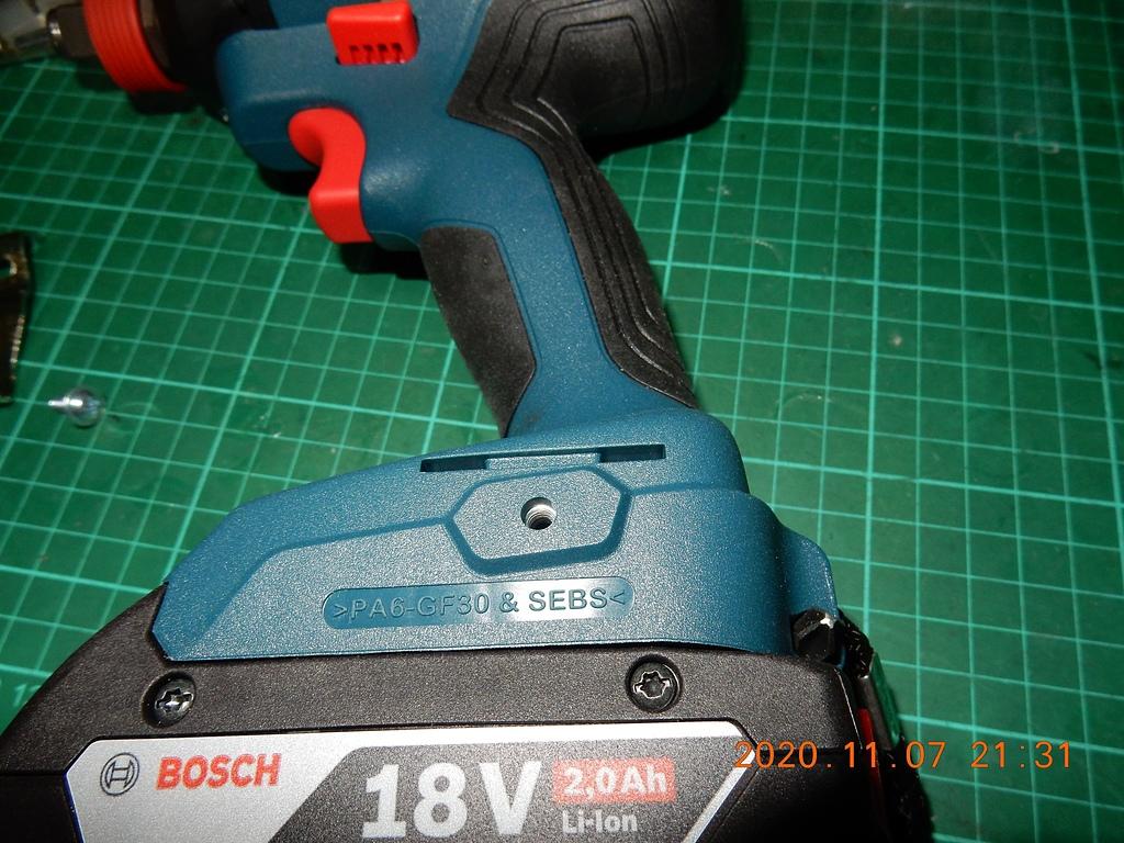雙11的新玩具BOSCH GDX180-LI衝擊板手開箱712