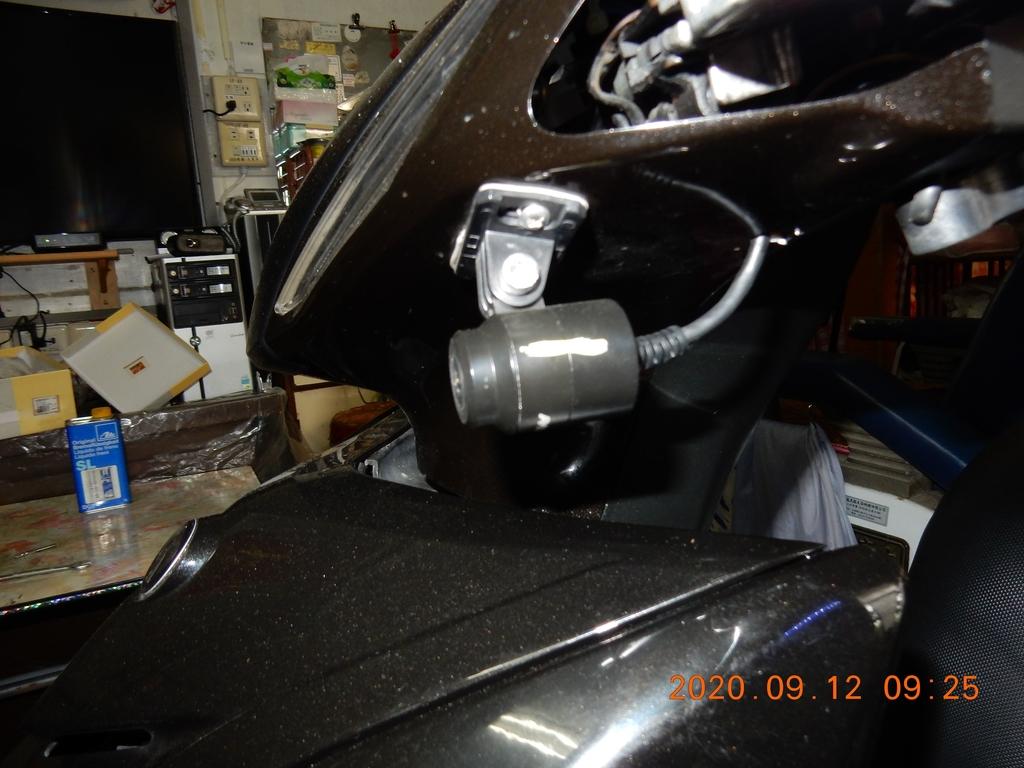 JET Power EVO更換金屬煞車油管9974