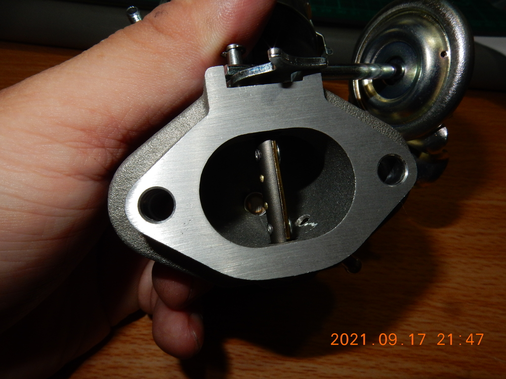 STCS進氣歧管(零件組裝)JET7039