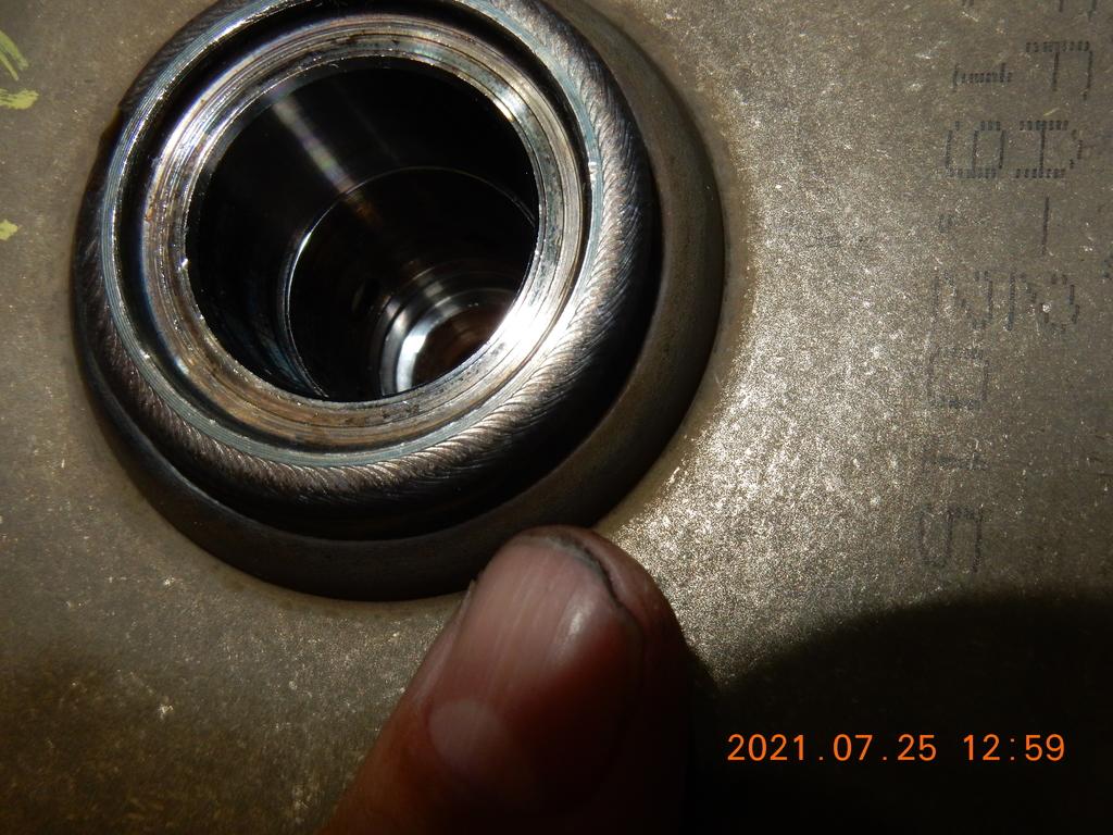 不專業開閉盤保養軸承更換(下篇)組回1667