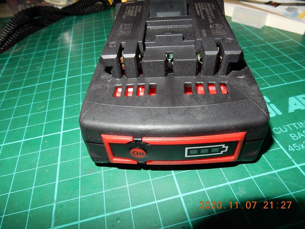 雙11的新玩具BOSCH GDX180-LI衝擊板手開箱3285