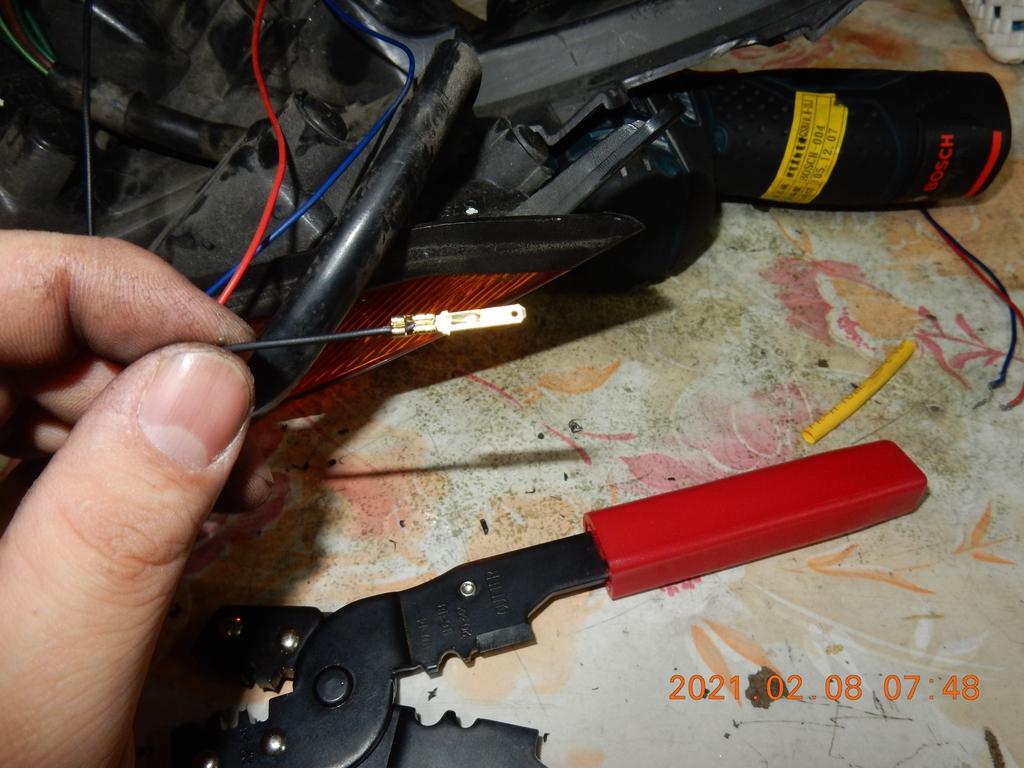 JET POWER EVO加裝第二煞車燈1449
