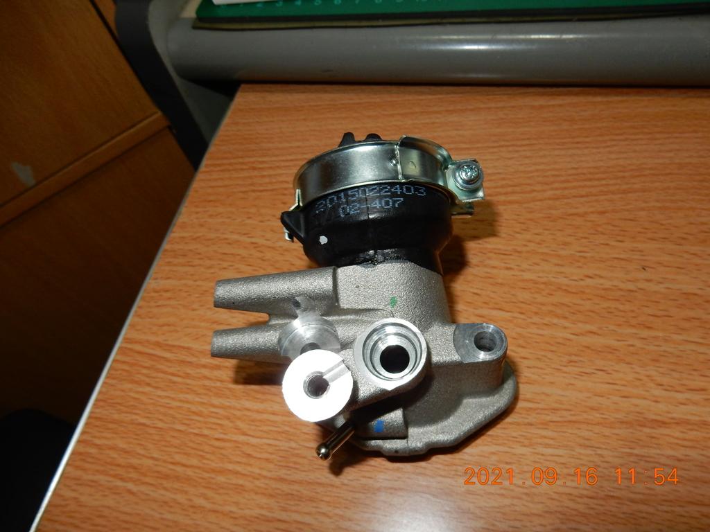 STCS進氣歧管(零件組裝)JET1686