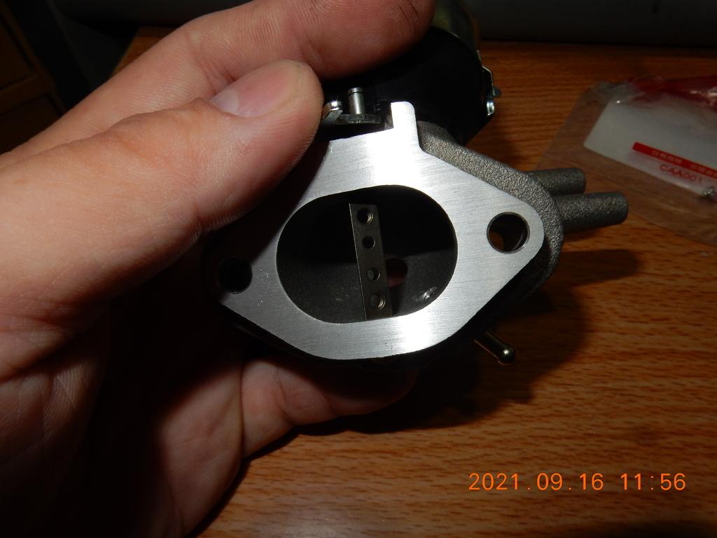 STCS進氣歧管(零件組裝)JET6999