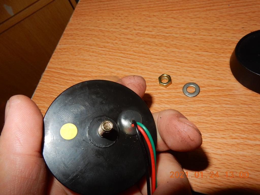 JET POWER EVO車側反光片改亮開關控制板5420
