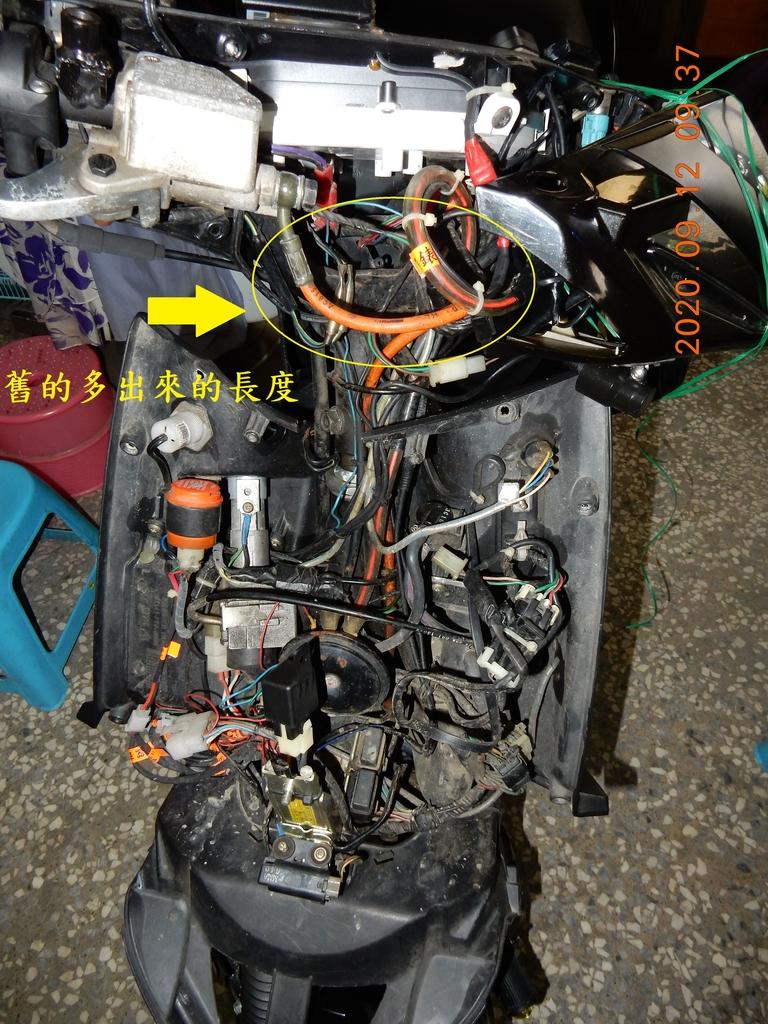 JET Power EVO更換金屬煞車油管8924