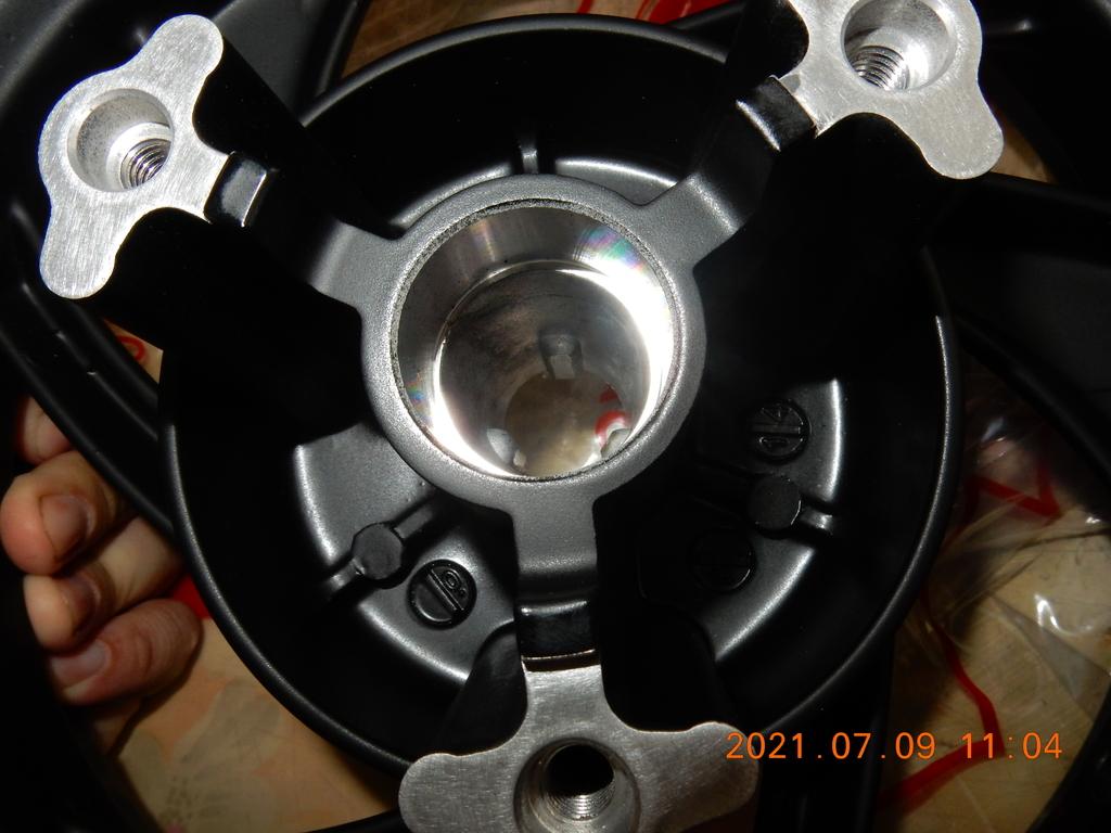 JET POWE新輪框軸承置入7871