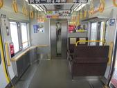 日本27天遊(在奈良的日子):JR西日本大阪環状線・大和路線クモハ220-8(車内)-第2張.JPG