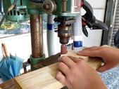 木工工具:鑽床用砂紙研磨棒