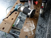 木工工具:DIY的集塵杯 (牧田 RT0700C 專用)