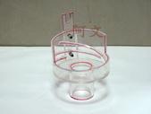 木工工具:DIY RT0700C 集塵杯(木屑收集杯) 用壓克力再作一個