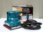 木工工具:牧田 BO4510 拋光機 砂磨機