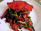 新加坡美食:胡椒蟹
