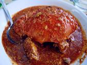 新加坡美食:辣椒蟹