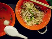 新加坡美食:肉挫麵