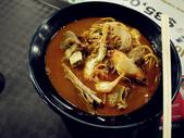 新加坡美食:肉骨大蝦麵