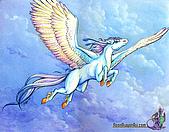 獨角獸 飛馬 圖片收集:1046-unicorn-dancey.jpg
