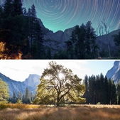 Yosemite National Park:相簿封面