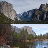 Yosemite National Park:相簿封面