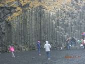 冰島之旅 2018/11/14~11/20:DSCN9760玄武岩黑沙灘.JPG