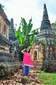2017緬甸自由行~瑞因登佛塔Shwe Inn Thein Pay: