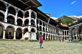 2018歐巴自駕行~里拉修道院Rila Monastery(保加利亞Bulgaria):