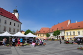 2018歐巴自駕行~錫比烏Sibiu(羅馬尼亞):