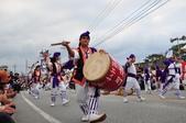 2016沖繩之旅~首里城祭旗頭行列: