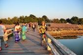 2017緬甸自由行~烏本橋U-Bein Bridge: