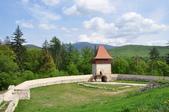 2018歐巴自駕行~拉斯諾夫城堡Rasnov Castle(羅馬尼亞):
