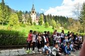 2018歐巴自駕行~佩雷斯城堡Peles Castle(羅馬尼亞):
