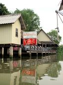十個女生泰國行, 2012:水上人家餐廳