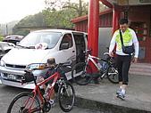 2009鐵騎挑戰太平山:臨時棲身處所