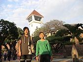 98臺南安平古堡:這是寒假作業所以一定要照一張