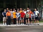 98福山單車之旅:福山養鱒場--大合照