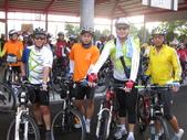 苗栗縣98年單車挑戰活動:競賽組4人幫