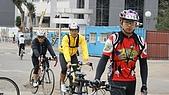 2009環大臺北160K自行車挑戰隊:呆丸郎、土狗準備回家了