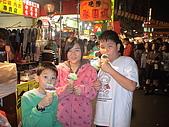 98高雄旗津:六合夜市的土耳其冰淇淋