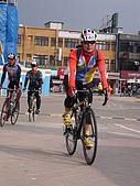 2009環大臺北160K自行車挑戰隊:姜教官的英姿
