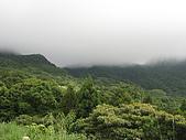 98單騎挑戰熊空山:~~開始起霧了~~