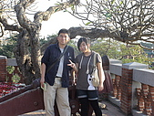 98臺南安平古堡:美心第一次台南