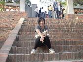 98臺南安平古堡:磚頭砌的階梯很少見