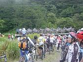 98飲水思源-宜蘭中橫美利達盃挑戰賽:數百輛腳踏車排隊準備上車