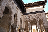 葡萄牙、西班牙之旅 6:06-088格拉那達(Granada)-阿爾罕布拉宮-獅子中庭.jpg