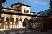 葡萄牙、西班牙之旅 6:06-089格拉那達(Granada)-阿爾罕布拉宮-獅子中庭.jpg